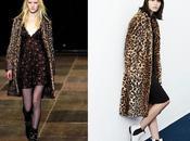 Clones: Abrigo leopardo Saint Laurent Zara