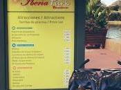 Iberia Park **Benidorm**: Miércoles Mudo