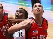 Chile despidió campeonato premundial básquetbol femenino victoria