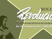 Boletín Revolución Oficina Asuntos Históricos Consejo Estado: octubre 2013
