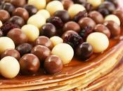 Tarta Obleas Chocolate.