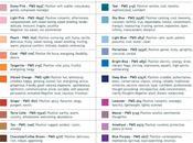 psicología colores #Infografía #Curiosidades #Diseño