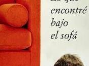 Novedad Septiembre: encontré bajo sofá' Eloy Moreno