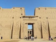 Templo Horus, Edfu
