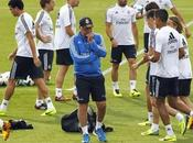 Real Madrid comenzó preparar visita Copenhague