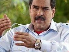 Maduro ordena expulsar funcionarios Estados Unidos