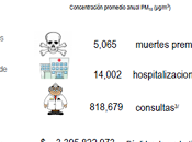 Costos Contaminación México