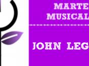 Martes musicales: John Legend