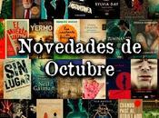 Novedades literatura octubre 2013
