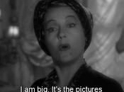 """Imágenes: grande"""", dijo Gloria Swanson"""