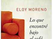 Eloy Moreno encontré bajo sofá