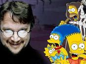 cabecera 'Los Simpsons' dirigida Guillermo Toro