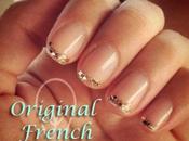 Manicura francesa todo color!!