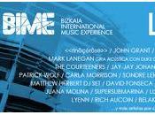 nombres para Bime Bilbao 2013: Manic Street Preachers, Passenger, Solea Morente Evangelistas...