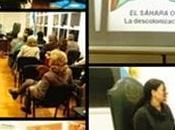 """Argentina: conferencia sobre Sahara Occidental proyección semilla verdad"""""""