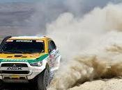 Víctor gallegos conquistó dakar challenge perú tendrá pase libre para rally 2014