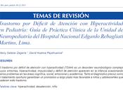 Guía Práctica Clínica TDAH unidad Neuropediatría Salazar Huanca