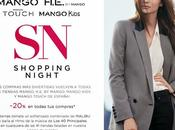 Mango Shoping Night Ferrol Noite Night... 2013