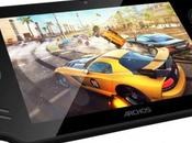 Archos Gamepad tablet consola Android