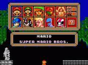 Impresiones Super Mario Bros. Crossover Mario, Sonic, Link... ¡elige personaje favorito!