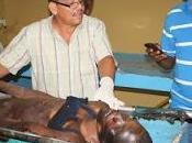 Queman cadáver presunto matador Policía.