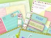 Descargables: Pack Correo para Educación Infantil