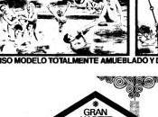 """Vivienda social iniciativa privada, """"Gran Hábitat"""" Vallecas, ejemplo 1969."""