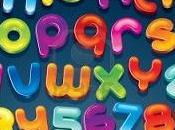 Mucho números palabras