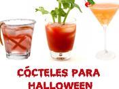 Cócteles para Halloween