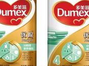 ¿Danone retrata China leche fórmula para bebés?