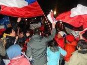 Hinchas magallánicos festejaron clasificación chilena mundial fútbol