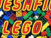 Desafío Lego para niños: ciudad