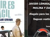 "CONCURSO: apetece asistir preestreno ""Vivir fácil ojos cerrados"" Octubre Madrid?"