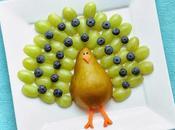 Pájaro fruta