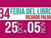 acerca 34ta Feria Libro Ricardo Palma