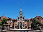Eixample Barcelona. Cuadrado Catalan