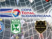 Crucial semana copa sudamericana