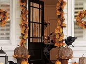 Ideas Decoración Halloween: Entradas Terroríficas