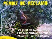 XIII Feria Provincial Perdiz Reclamo 2013 Pilar Horadada