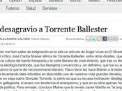 desagravio Torrente Ballester