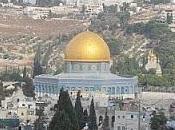Monte Templo. Jerusalén
