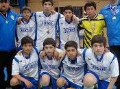 Escuela fútbol atenas triunfó campeonato internacional futsal