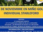 Torneo Benéfico Golf ASPACE Coruña