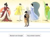 Doodle Google honor Edith Head, diseñadora vestuario ganadora Oscars
