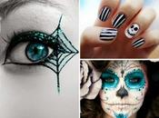 Maquillaje Nail para Halloween: Ideas este #BeHalloween