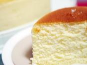 Pastel queso japonés