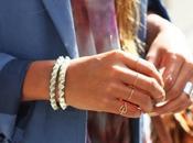 última ´necesidad´; como anillo medio, midi rings.-