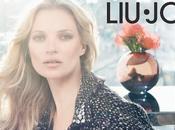 Kate Moss para Liujo Fall 2013