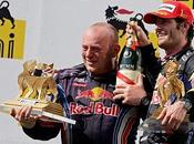 Webber lidera Mundial comprimido triunfo Hungría abandono Hamilton