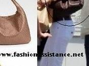 Jennifer Aniston adora complementos Bottega Venetta